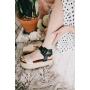 Эспадрильи на плетеной платформе Италия