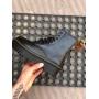 Черные ботинки на платформе Dr. Martens Bex