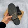 Зимние черные кожаные ботинки Dr. Martens Coralia