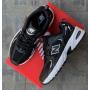 Черные кроссовки New Balance 530 Black