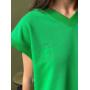Зеленый костюм с шортами 7 DAYS