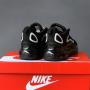 Черные текстильные кроссовки Nike Air Max 720 Black White
