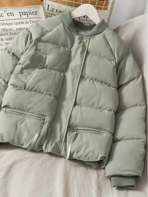 Демисезонная куртка бомбер
