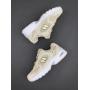 Бежевые кроссовки New Balance 530