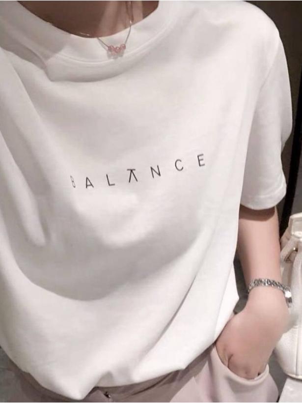 Базовая футболка Balance