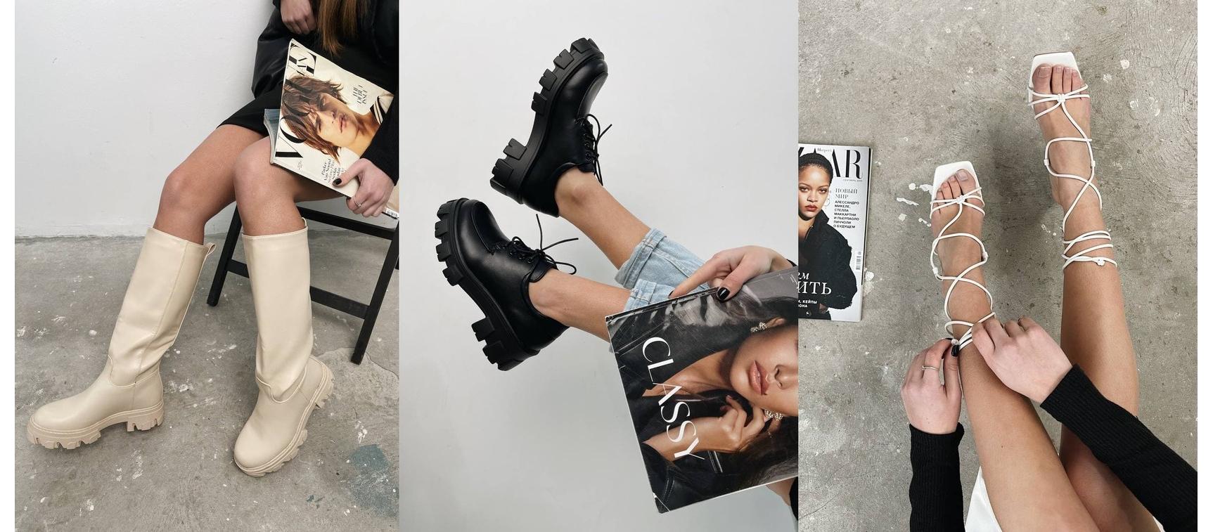 Новая коллекция итальянской обуви