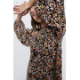 Платье в цветочный принт Zara Испания