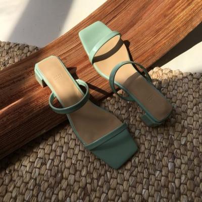Базовая обувь на лето 2021