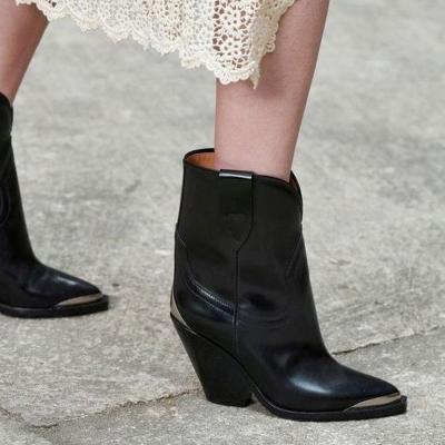 Тренды обуви осень 2021/2022