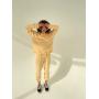 Персиковый спортивный костюм 7 Days